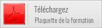 T�l�charger la plaquette de la formation au format PDF