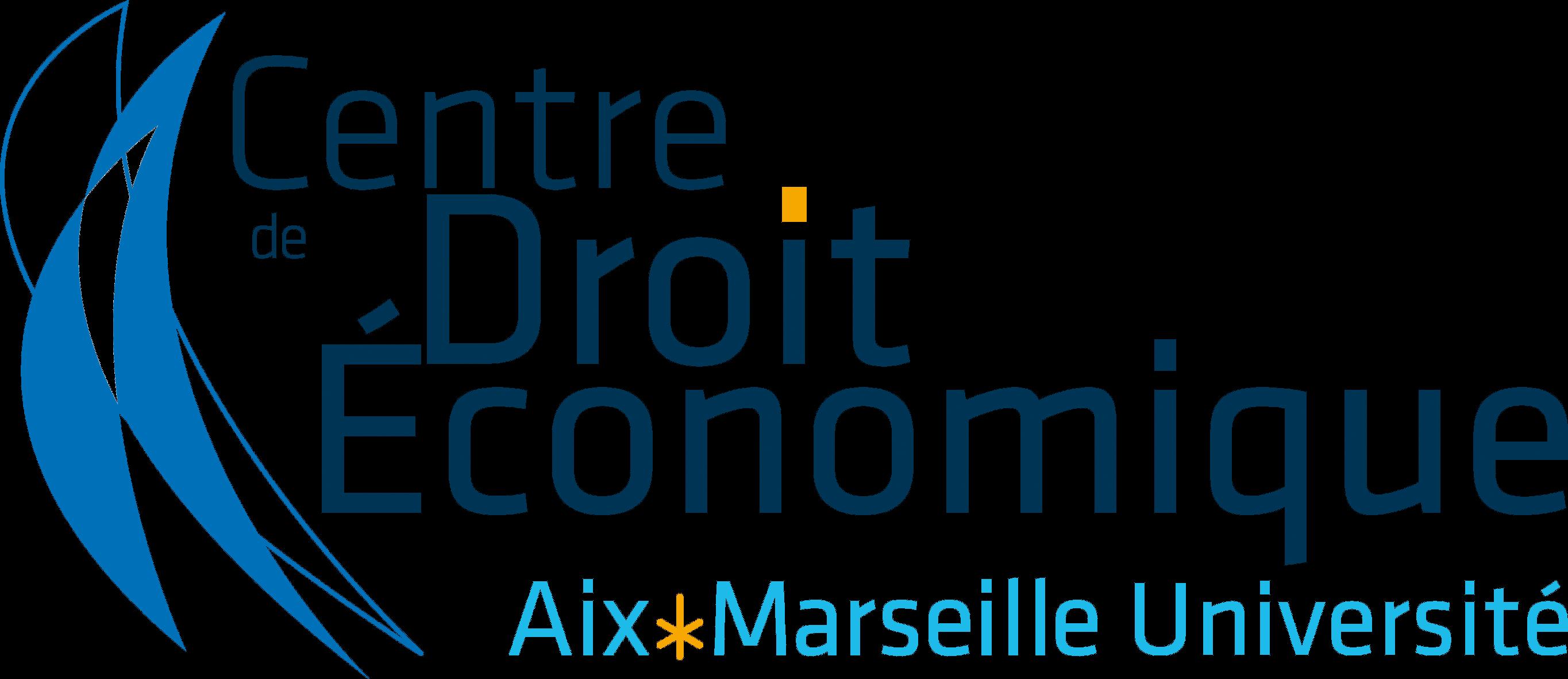 Logo CDE Centre de Droit Economique
