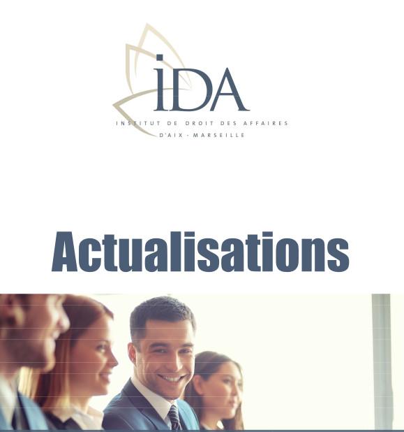 IDA Actualisations