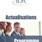 IDA programme Actualisations 2018