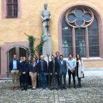 Université WURZBURG rencontres doctorales Franco-Allemandes